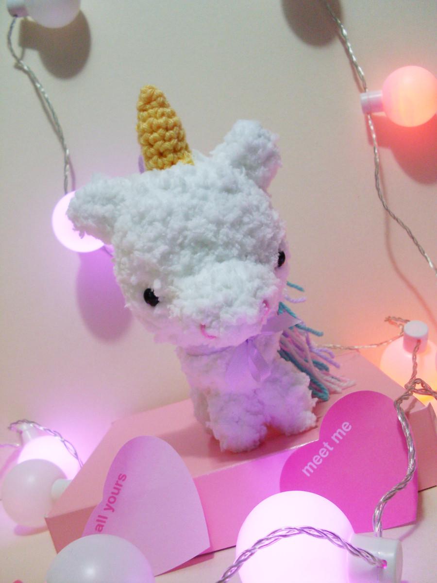 unicornio suavecin nubecita